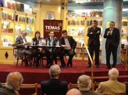 "Presentación libro:""Argentina breve historia de un largo fracaso"", Buenos Aires."